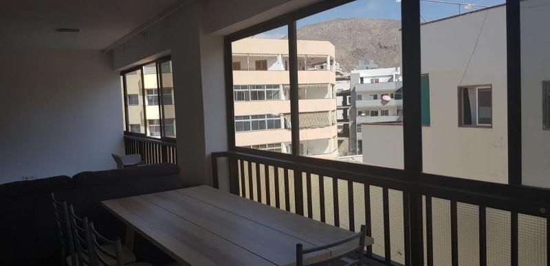 Apartamento dúplex en Los Cristianos