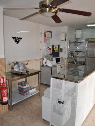 Local Pizzeria en Los Olivos