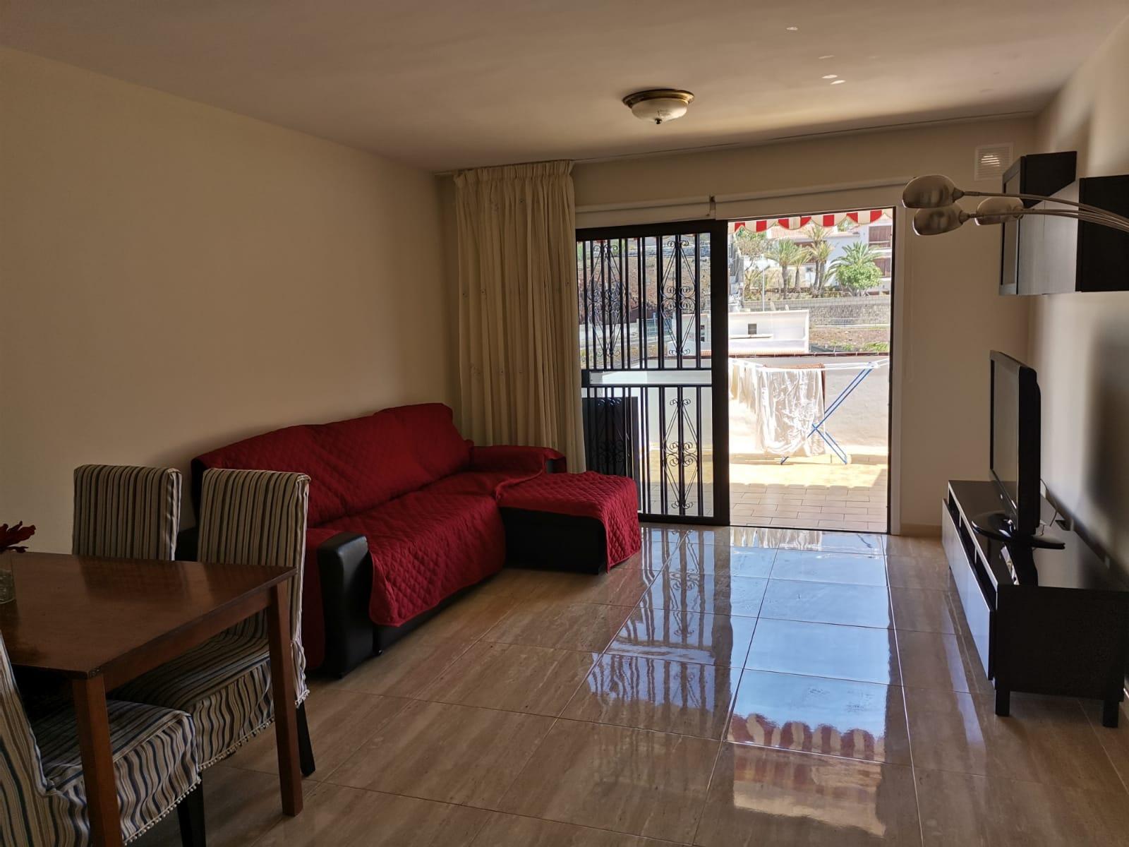 Apartamento en Eucaliptus, Los Cristianos