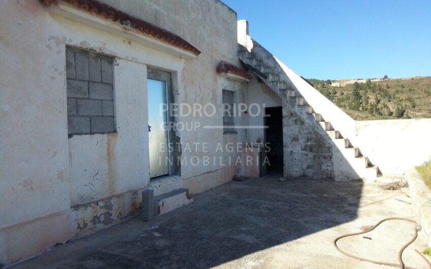 Casa rústica en Granadilla