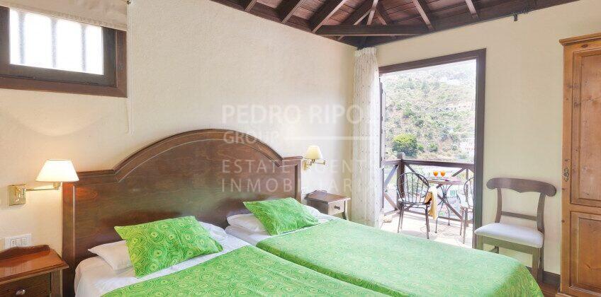 Hotel rural en La Gomera