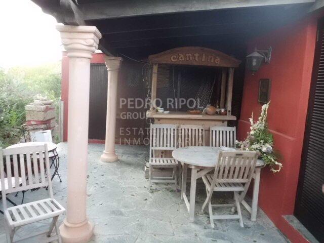 Casa rústica y restaurante en Las Vegas, Granadilla