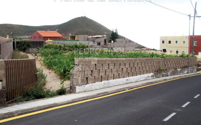 Terreno urbano en Charco del Pino