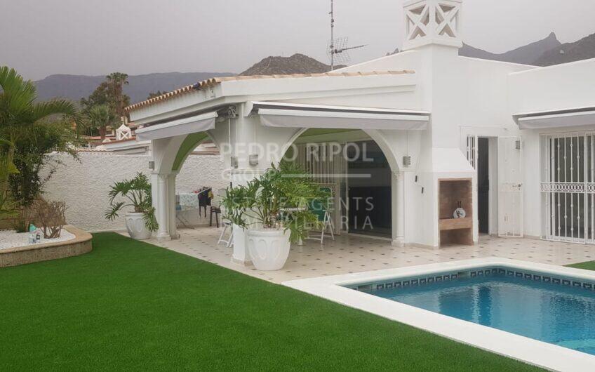 Villa en El Madroñal