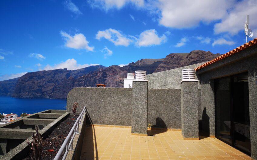 Ático en edificio Lago, Puerto Santiago
