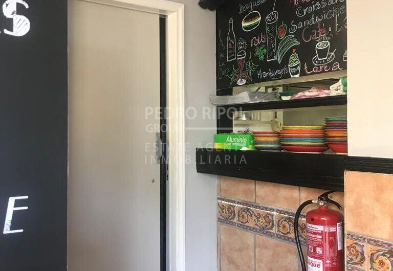 Cafetería en edificio Cerromar, Los Cristianos