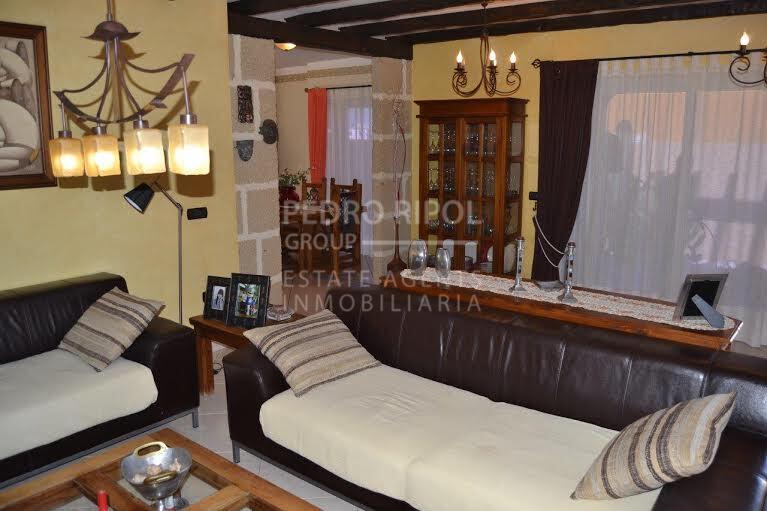 Villa en Torviscas alto